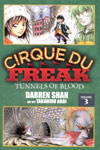Cirque Du Freak #3