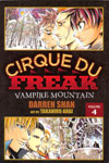 Cirque Du Freak #4